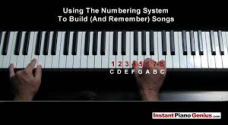 Be a  piano genius