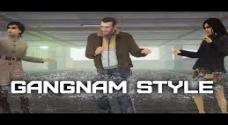 Gta gangnam style